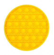 Popit Scheibe gelb