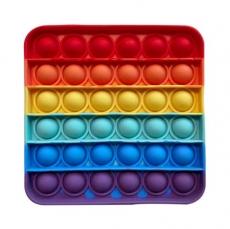 Popit Regenbogen-Quadrat