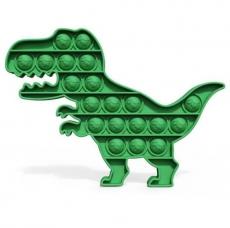 Popit Krokodil grün | Dino-Pop-it grün