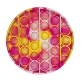 Pops it | Popit juego disco amarillo-rojo