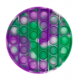 Pops it | Popit juego disco morado-verde