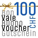 Gutschein für CHF 100.00