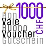 Gutschein für CHF 1000.00
