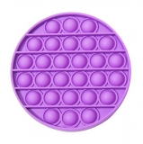 Pops it | Popit juego disco morado
