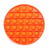 Pops it | Popit juego disco naranja